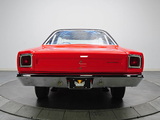 Plymouth Road Runner 440+6 Coupe (RM21) 1969 photos