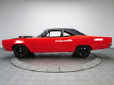 Plymouth Road Runner 440+6 Coupe (RM21) 1969 pictures