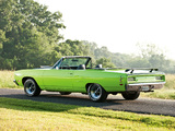 Plymouth Road Runner Convertible (RM27) 1970 pictures