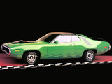 Plymouth Road Runner 440+6 (GR2 RM23) 1971 pictures