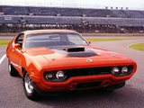 Plymouth Road Runner 440+6 1972 wallpapers