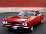 Plymouth Road Runner 1968 images
