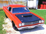 Plymouth Road Runner 440+6 1969 wallpapers