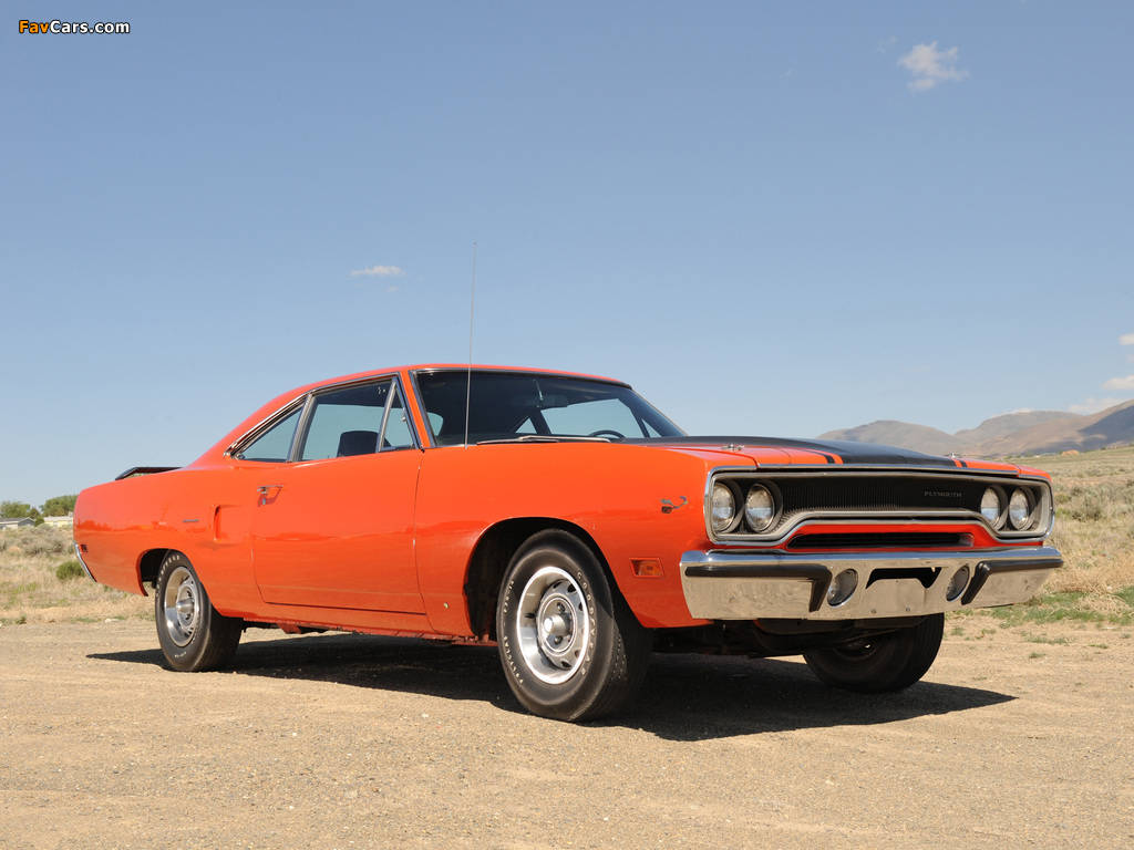 Car With Road >> Plymouth Road Runner 1970 images (1024x768)
