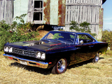 Plymouth Road Runner 383 Hardtop Coupe (RM23) 1969 wallpapers