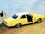 Pictures of Plymouth Satellite 4-door Sedan 1968
