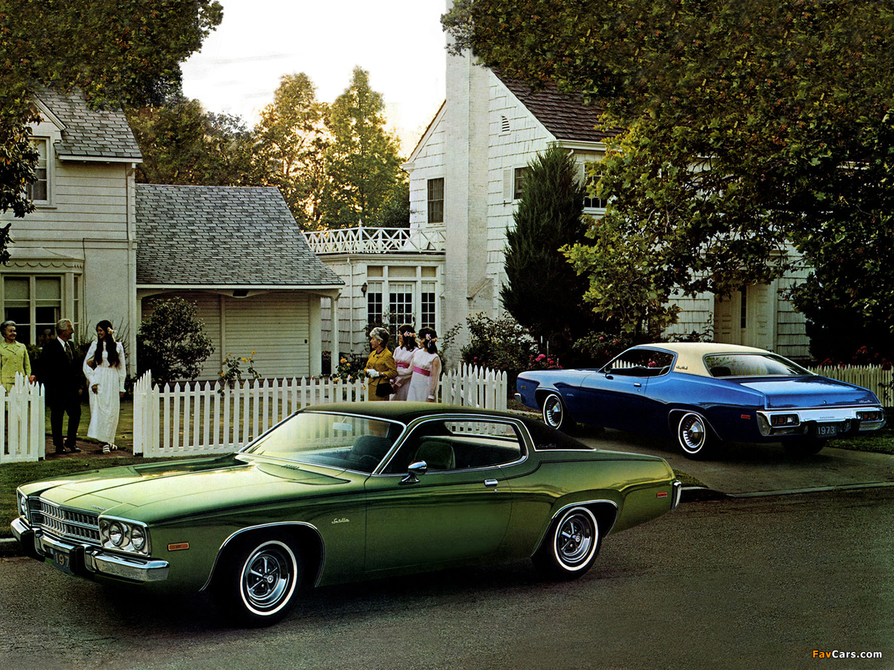 Pictures of Plymouth Satellite-Plus (RP23) 1973 (1280 x 960)