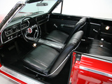 Plymouth Belvedere Satellite Convertible (RP27) 1966 images
