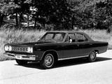 Plymouth Satellite 4-door Sedan 1968 pictures