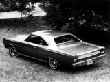 Plymouth Sport Satellite Hardtop Coupe (RP23) 1969 wallpapers