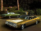 Plymouth Satellite Sedan & Custom Sedan 1973 photos