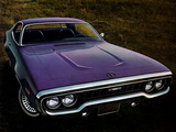 Plymouth Satellite 1971 wallpapers
