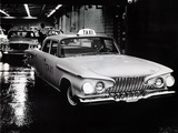 Photos of Plymouth Savoy Sedan Taxi (RP1-41) 1961
