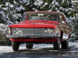Pictures of Plymouth Savoy 426/415 HP Max Wedge Stage II 2-door Sedan (311) 1963
