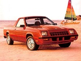 Images of Plymouth Scamp GT 1983