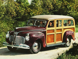 Plymouth Special DeLuxe Station Wagon (P12) 1941 photos