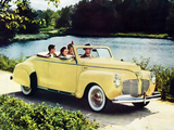 Plymouth Special DeLuxe Convertible Coupe (P12-304) 1941 wallpapers
