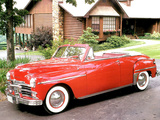 Plymouth Special DeLuxe Convertible (P18C) 1949 images