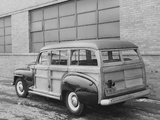 Plymouth Special DeLuxe Station Wagon (P15C) 1947 wallpapers