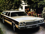 Photos of Plymouth Fury Sport Suburban (PP45/46) 1973