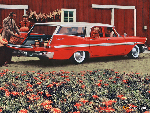 Pictures of Plymouth Sport Suburban 1959 (640 x 480)