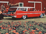 Pictures of Plymouth Sport Suburban 1959