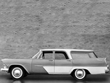 Plymouth Custom Suburban 4-door 1957 wallpapers