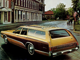 Plymouth Fury Sport Suburban (PP45/46) 1973 images