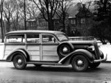 Plymouth Westchester Suburban 1936 wallpapers