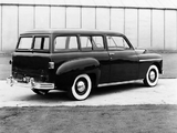 Plymouth Deluxe Suburban (P-17) 1949 wallpapers