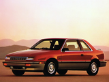 Plymouth Sundance RS 2-door 1988–91 pictures