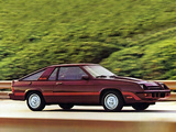Images of Plymouth Turismo 1982–84