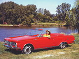 Pictures of Plymouth Valiant Signet Convertible 1965