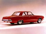 Plymouth Valiant 4-door Sedan 1963 pictures
