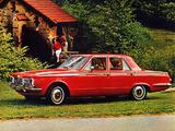 Plymouth Valiant 4-door Sedan 1965 pictures