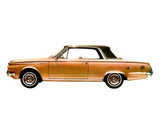 Plymouth Valiant Acapulco 1965 wallpapers