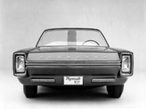 Photos of Plymouth VIP Concept Car 1965