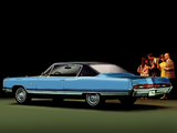 Plymouth VIP Fast Top Coupe (CP2-P PP23) 1967 wallpapers