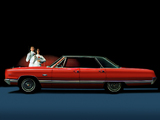 Plymouth VIP Hardtop Sedan (CP2-P PP43) 1967 wallpapers