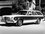 Images of Plymouth Volare Station Wagon (HL 45) 1976–80
