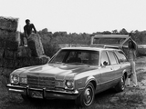 Images of Plymouth Volare Station Wagon (HL45) 1976–77