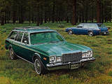 Photos of Plymouth Volare Station Wagon (HL45) 1977–79