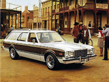 Plymouth Volare Station Wagon (HL 45) 1976–80 photos