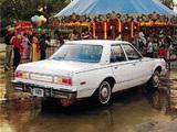 Plymouth Volare 4-door Sedan 1976–79 pictures