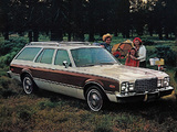 Plymouth Volare Station Wagon (HL 45) 1976–80 wallpapers