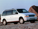 Photos of Plymouth Voyager 1991–95