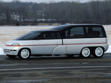 Pictures of Plymouth Voyager III Concept 1989
