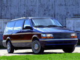 Pictures of Plymouth Grand Voyager 1991–96