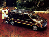 Plymouth Voyager 1984–87 images
