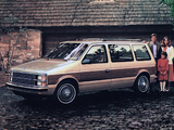 Plymouth Voyager 1984–87 pictures